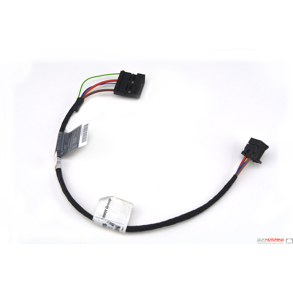 52102753025 Mini Cooper Replacement Heated Seat Wiring