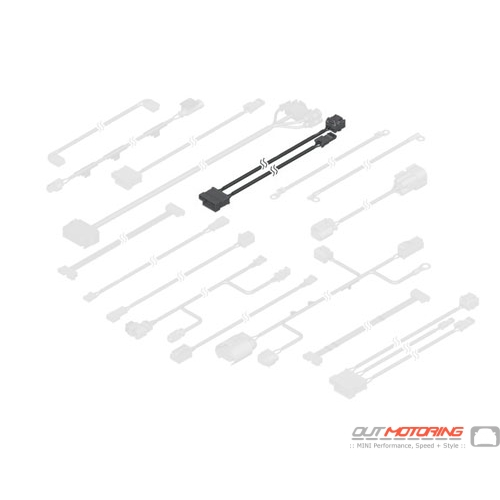 52102754326 mini cooper replacement heated seat wiring passenger mini cooper accessories