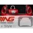 Rear Bumper: JCW: F56