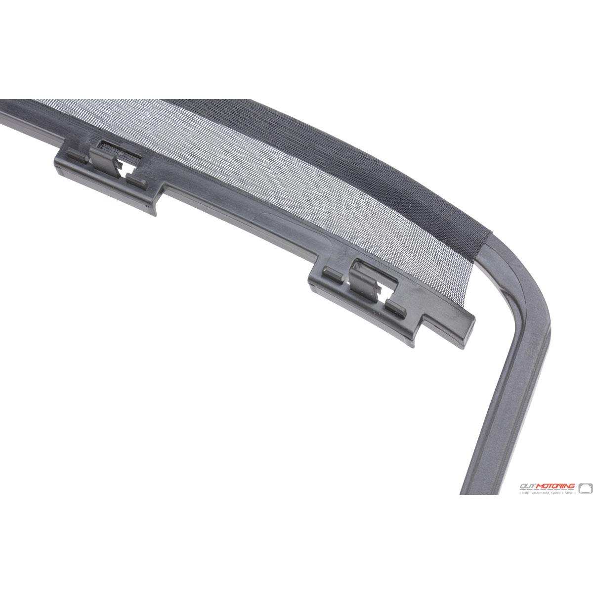 54107355232 Mini Cooper Replacement Sunroof Wind Deflector