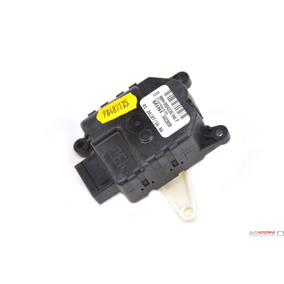 64113422659 MINI Cooper Replacement Fresh Air
