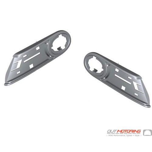 Side Marker Housings: Trim Cover Carriers: R55/6/7/8/9