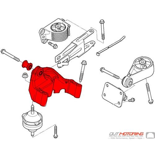 22111514490 mini cooper replacement engine suspension. Black Bedroom Furniture Sets. Home Design Ideas