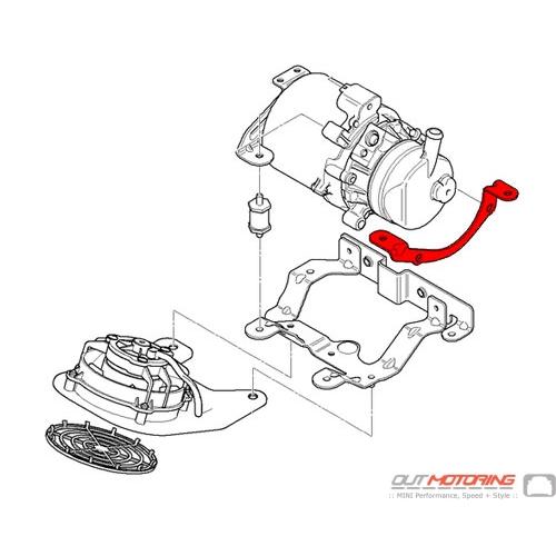 Bracket: Power Steering Pump