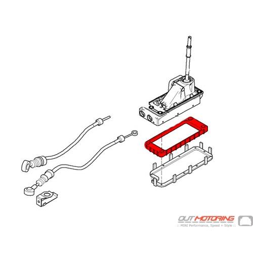 Gearshift Lug Profile Gasket