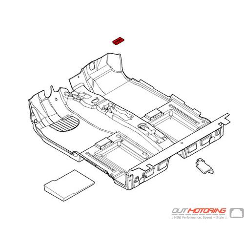 Spacer: Floor Covering