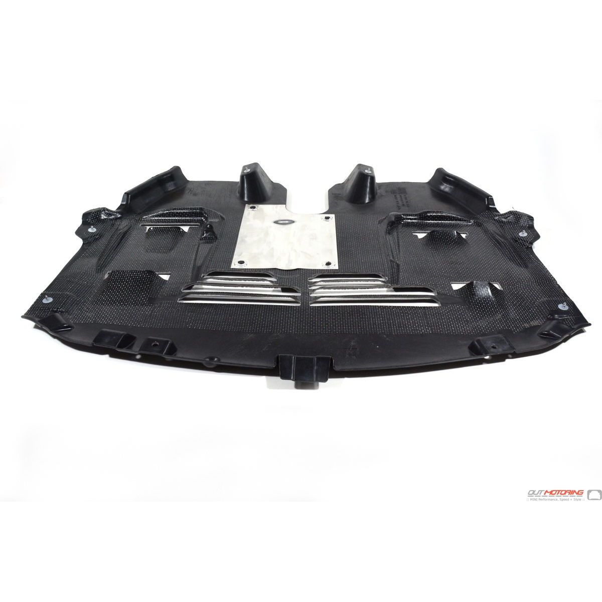 Under Belly Pan Skid Plate R60 Mini Countryman Pacemane