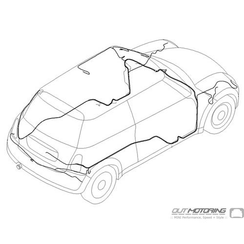 Main Wiring Harness: Xenon & Air