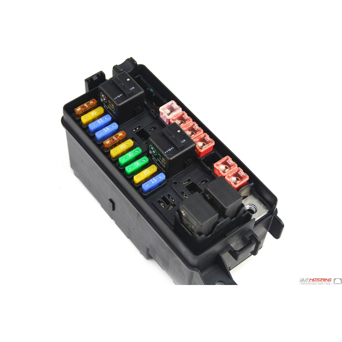 61146906614 Mini Cooper Replacement Fuse Box 2004
