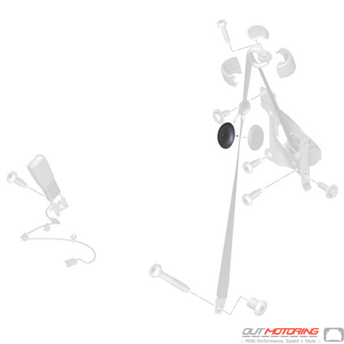 Seat Belt Cap: Top