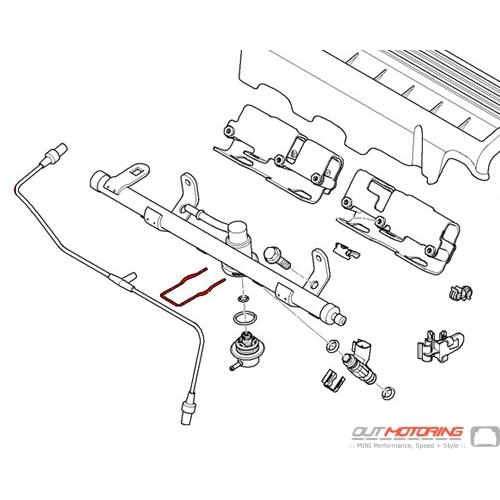 Clip: Fuel Pressure Regulator