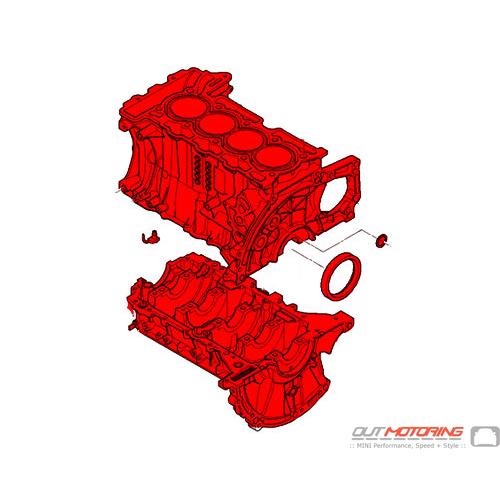 Engine Block R55/6/7
