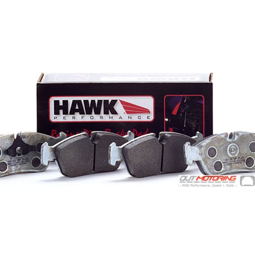 Hawk HT-10 Brake Pads: Rear Set