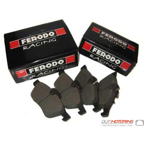 Ferodo DS1-11 Brake Pads: Front Set