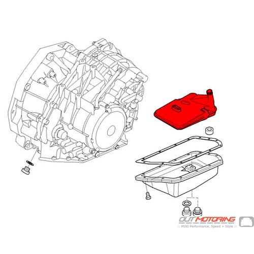 Automatic Transmission Filter: CVT