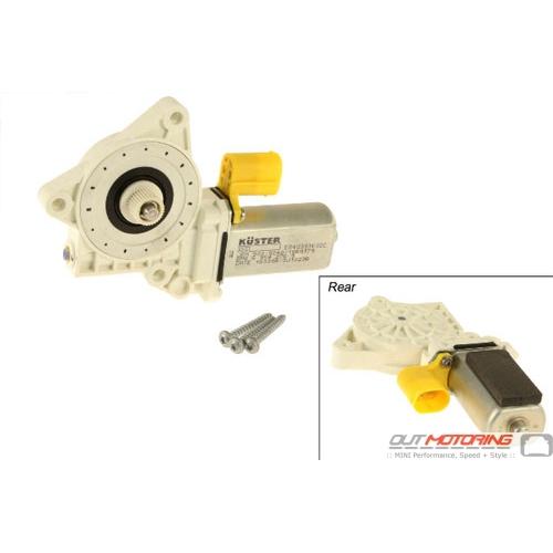 Power Window Motor: Right
