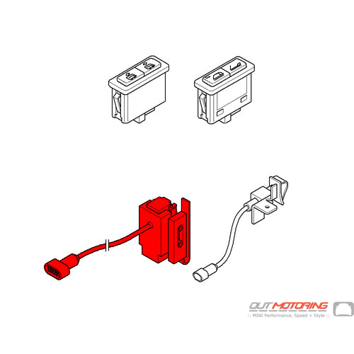 Switch: Tensioner