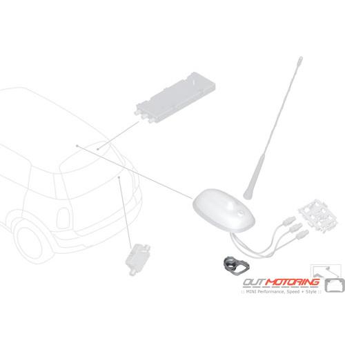 Antenna: Base Holder