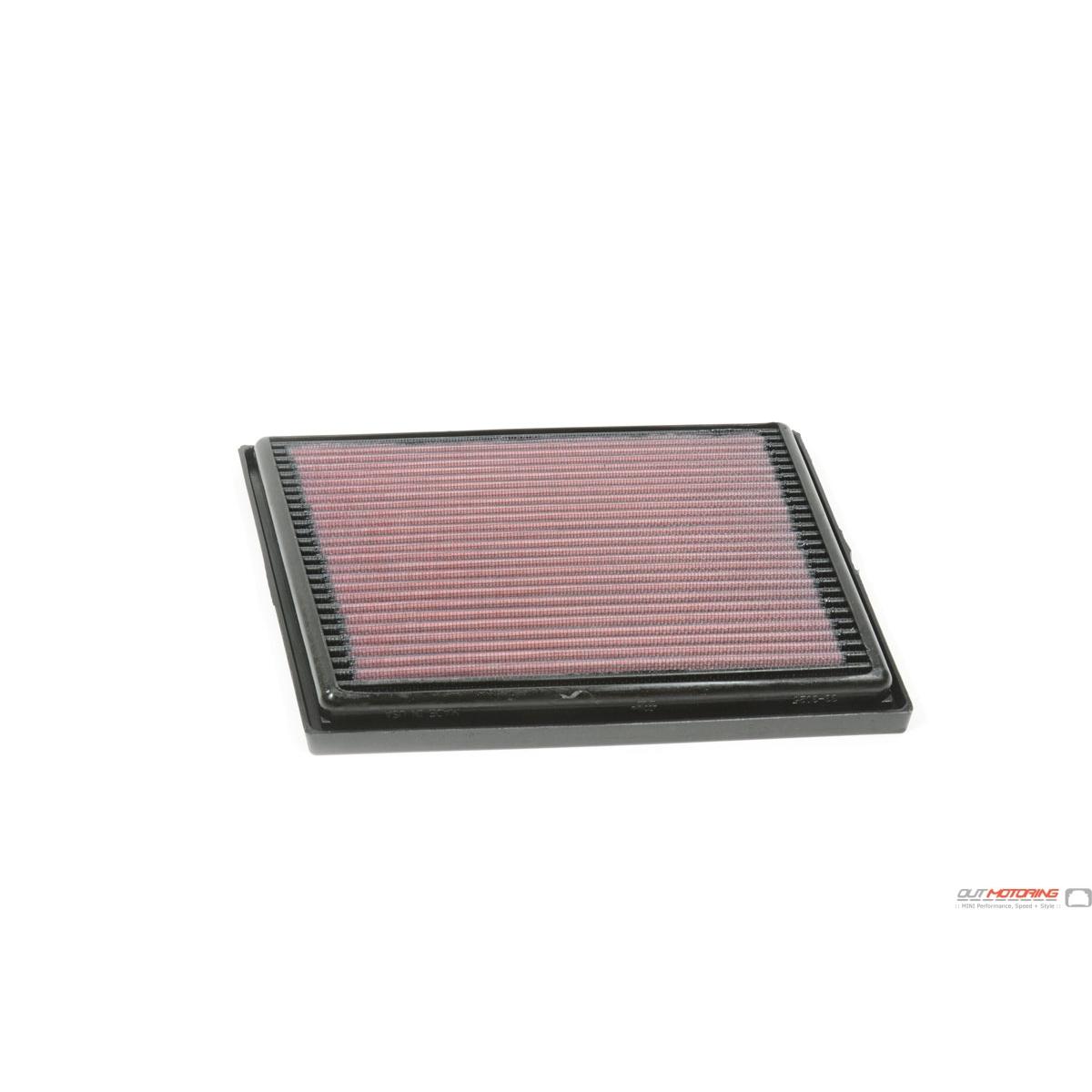 K N Drop In Filter Evox Ra: 33-3025 KN Filter Replacemnet MINI Cooper Drop In Parts