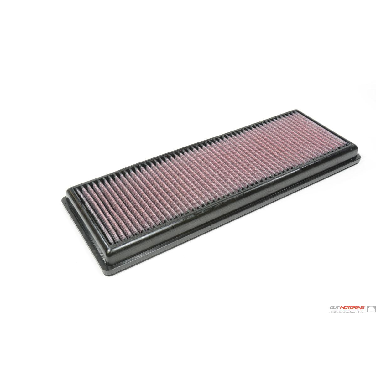 K N Drop In Filter Evox Ra: 33-2386 KN Filter MINI Drop In Air Filter Replacement