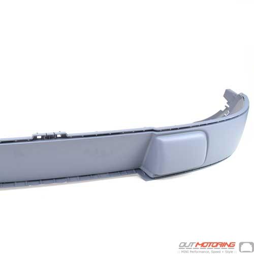 Bumper: Trim Panel: Rear