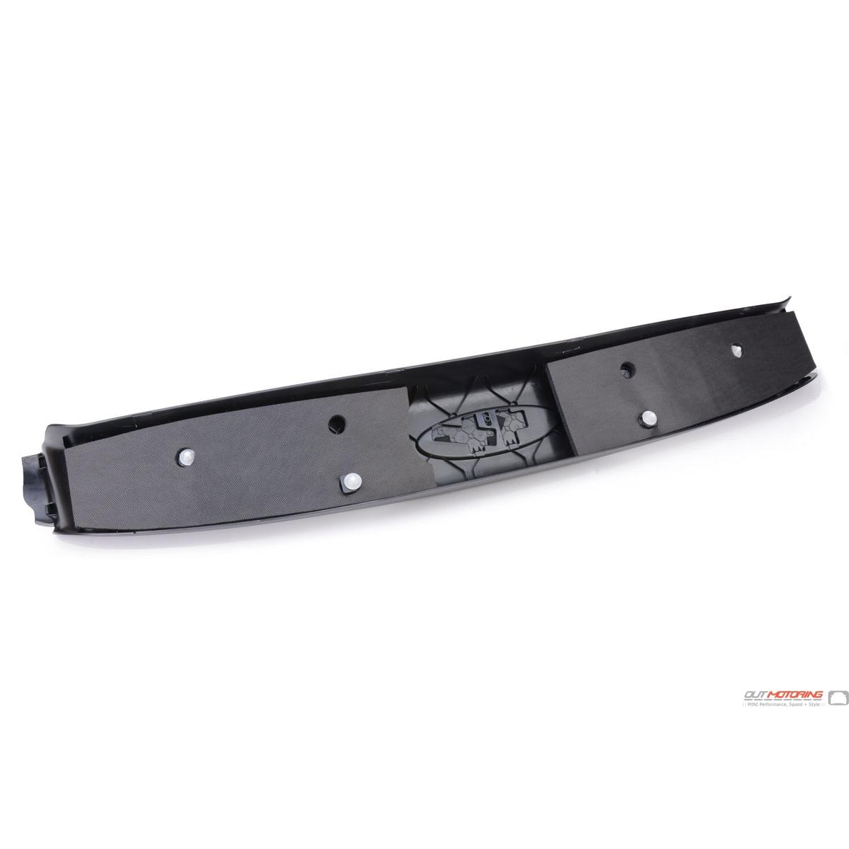 54342758084 MINI Cooper Replacement Rear Tray Trim