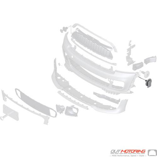 Wheel Arch Clip