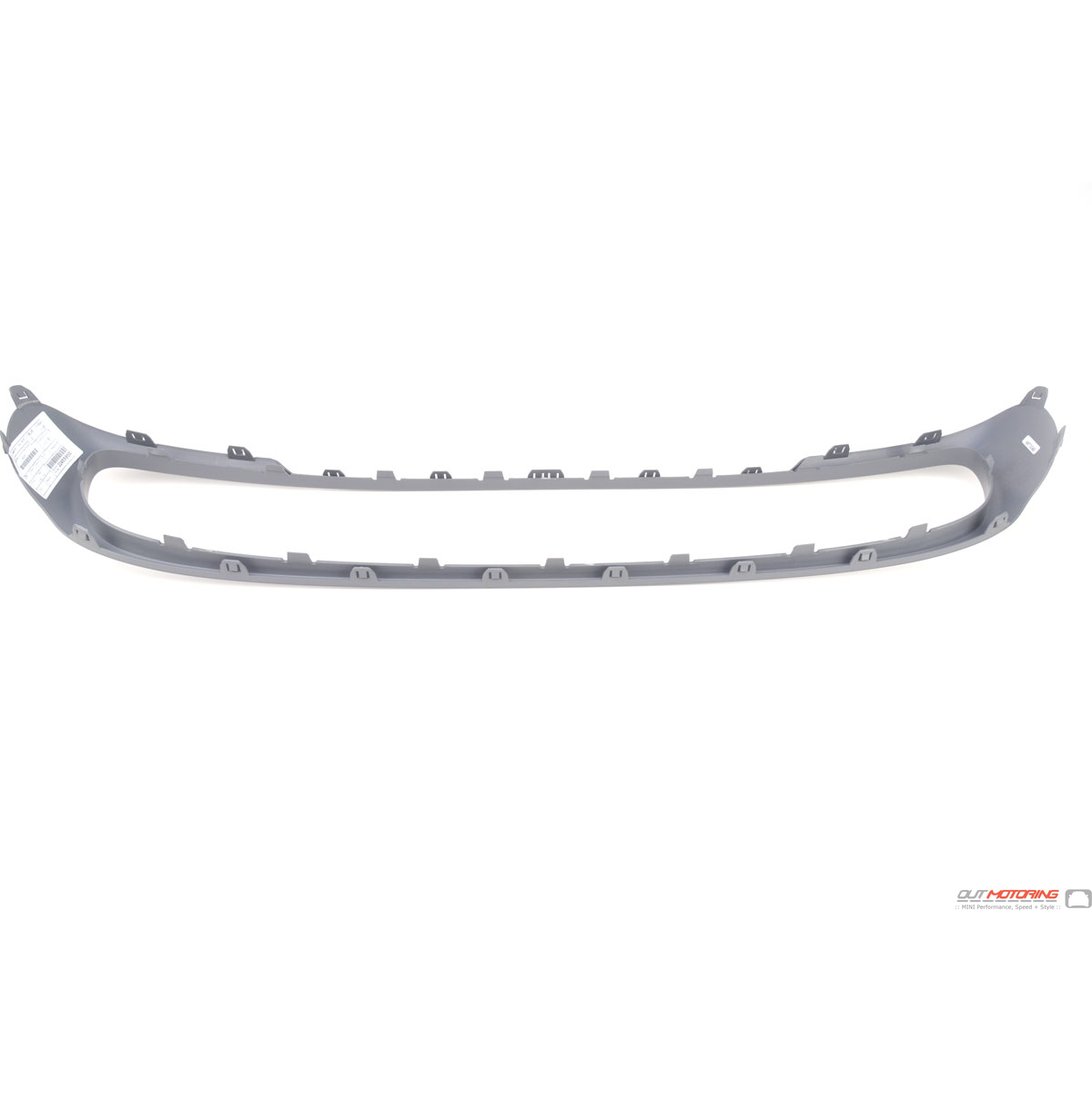 Mini Cooper 51117268744 Trim Cover: Air Intake: Primered