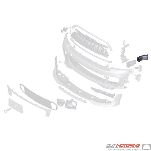 Air Brake Channel: Rear Left