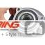 Wheel Bearing Repair Kit: Front