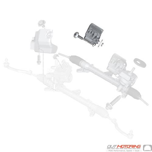 32106856878 MINI Cooper Electric Power Steering - MINI