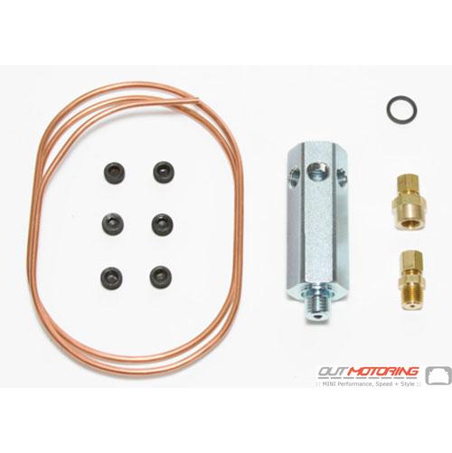 Cravenspeed Oil Pressure Adapter: N16+N18