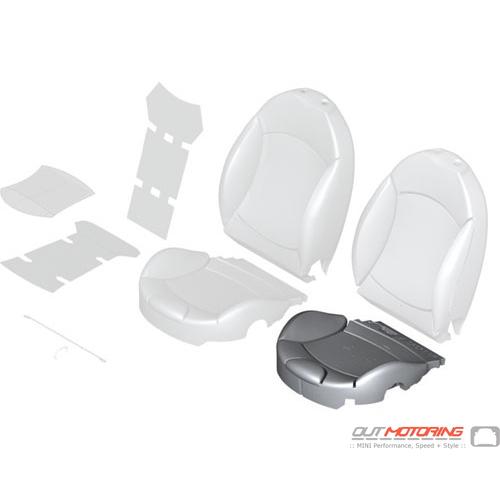 Foam Pad Sports Seat: Left