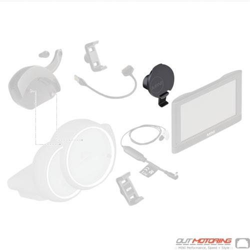 Click + Drive System: Attachment: Garmin NUVI