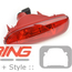 Rear Fog Light: Right