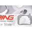 """Silver Shield"" Spoke R117: Light Alloy Rim: Silver"