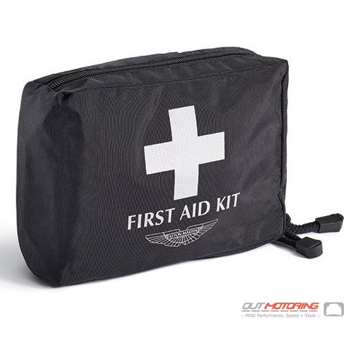 First Aid Kit: Aston Martin
