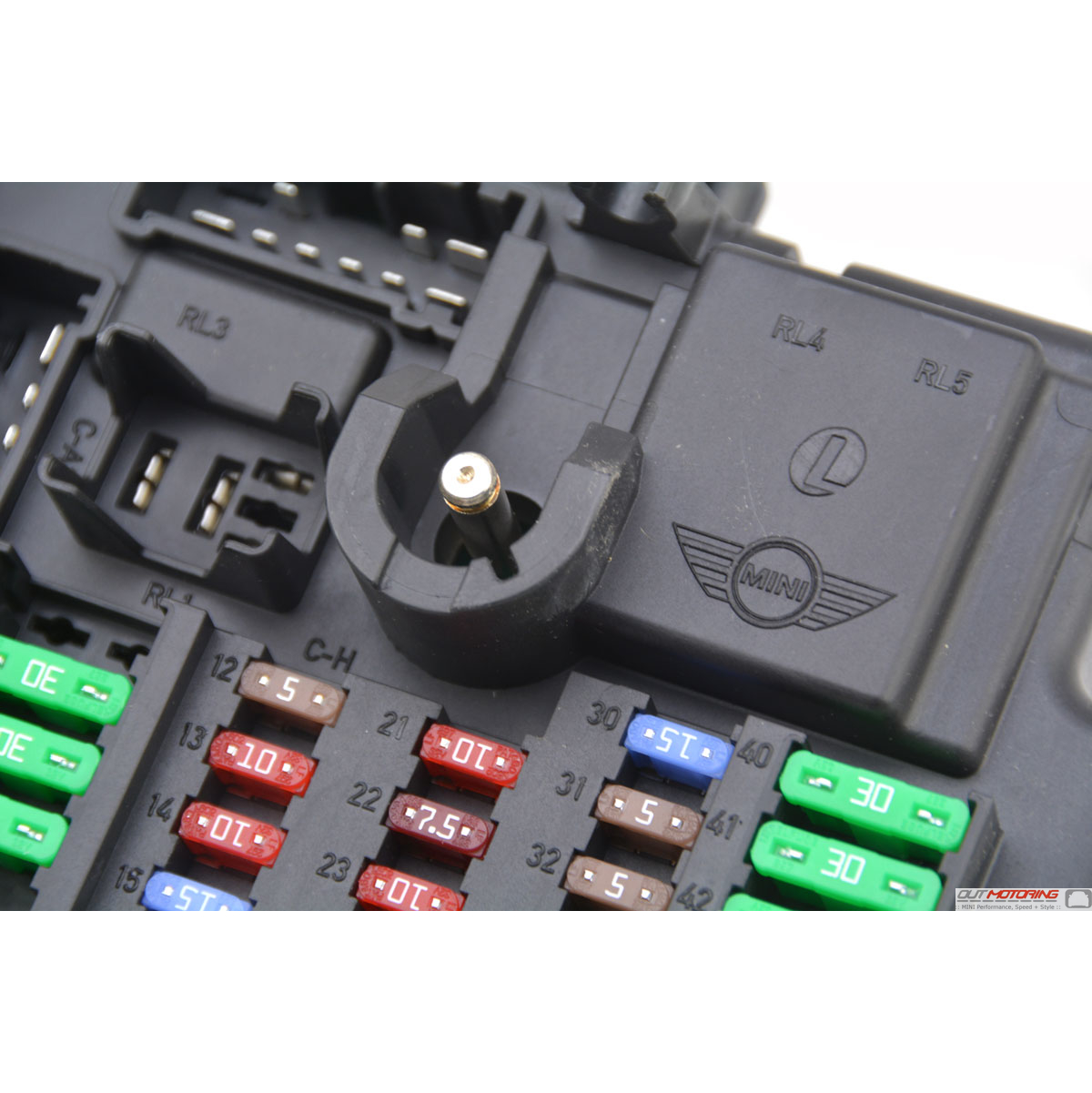 61353457582 MINI Cooper Replacement Fuse Box SPEG High ... on