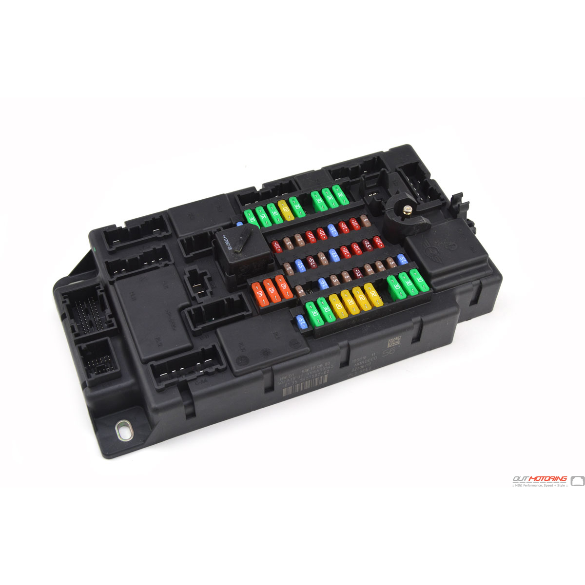 MIN_61353457582_D1 Fuse Box Replacement Parts on