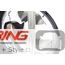 Auxiliary Driving Light: LED: Black