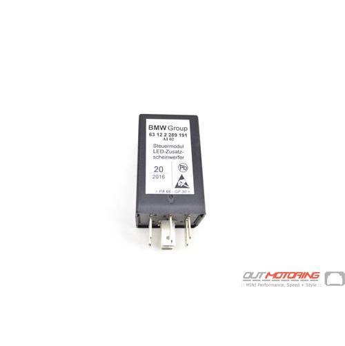 Control Module: LED Additional Headlight