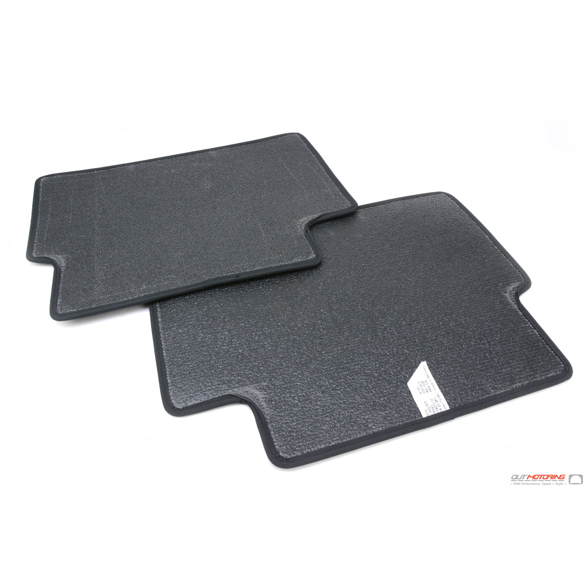 51470432503 Mini Carpet Floor Mats Cosmopolitan Rear