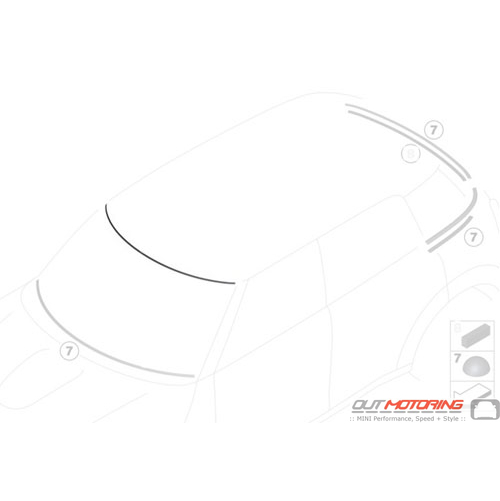 Windshield Cover: Top