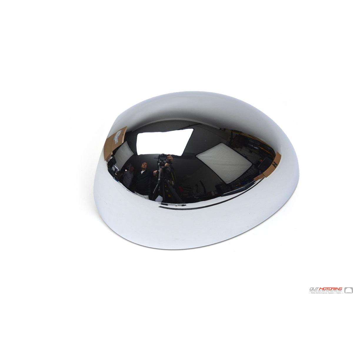 Black Melchioni 335014576/Cap for Car Mirror