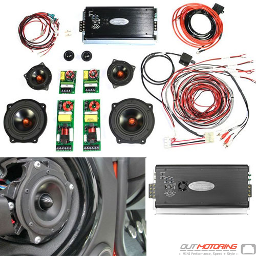 Soundstage Speaker Upgrade Kit