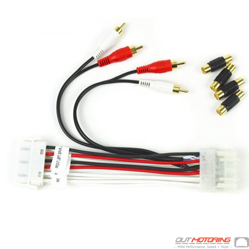 Amplifier Wiring Adapter Harness