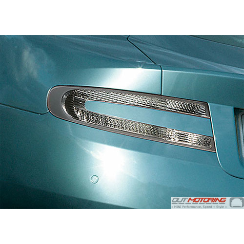 Clear Tail Lights: DB9 Coupe