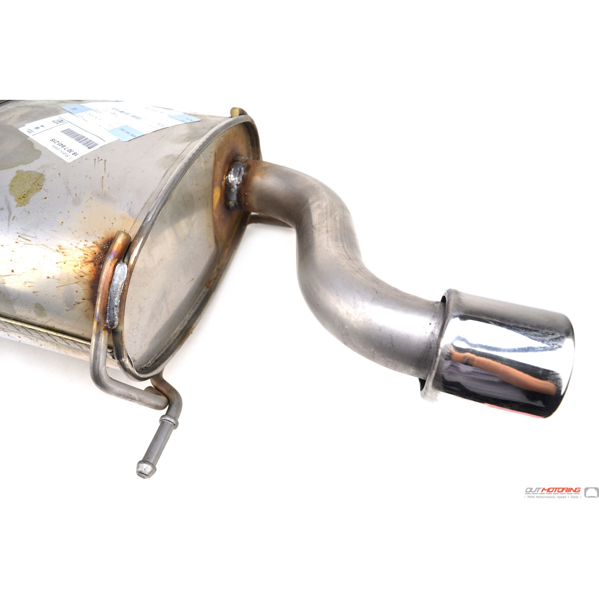 18307645218 Mini Cooper Replacements Rear Muffler