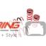 Megan Racing Lowering Springs: R55/6/7/8/9