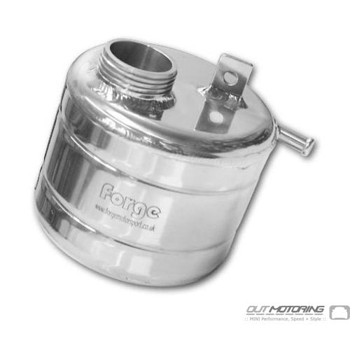 Forge Aluminum Radiator Overflow Tank: R52/3